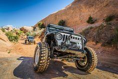 Sweet #Jeep #Wrangler JK - love the LED lights! Jeep Wrangler Jk, Offroad, Antique Cars, Monster Trucks, Lights, Led, Toys, Antiques, Sweet