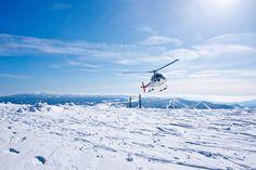 Niseko Heli-Ski Tour Winter Giveaway!