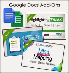 3 Useful Google Docs Add-Ons | Cool Tools for 21st Century Learners