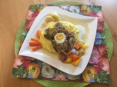 Wrong bunny Another dish my grandparents loved! On the be … - Anrichten Ober Und Unterhitze, Grandparents, Mashed Potatoes, Waffles, Bunny, Dishes, Breakfast, Link, Food
