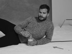 Jamie Dornan for Icon El Pais (Spain) October 2016 issue http://everythingjamiedornan.com/gallery/thumbnails.php?album=374