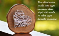 How about making a lovely heart-shaped decoration like in this wallpaper from the Romantic Mood collection? All you need is some yarn, a piece of wood, some nails, and lots of love. Marvel Wallpaper, Love Wallpaper, Wood Crafts, Diy And Crafts, Arts And Crafts, Tree Grate, Heart In Nature, Romantic Mood, Wood Tree