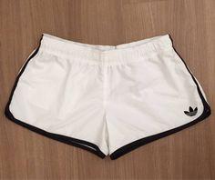 short adidas branco - short adidas