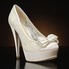 Brettani by Enzo Angiolini Wedding Shoes and BRETTANI Bridal Shoes IVORY