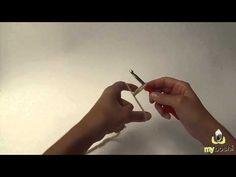 myboshi - Die Handhaltung beim Häkeln - YouTube