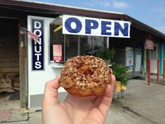 Start your beach day with a donut and a cup of coffee at Cape Trading Post. Come back later for a deli sandwich and free wifi. Located on Cape San Blas, Cape Trading Post also has all of your vacation necessities: groceries, produce, souvenirs and beer & wine.