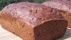 Zucchini makes this warmly-spiced gingerbread extra moist.