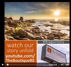 Now live on our channel. Real Estate Video, Video Film, Real Estate Marketing, Orange County, A Boutique, Channel, California, Live, Water