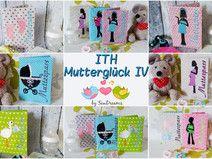 ITH-Stickdatei Mutterglück IV 20x30