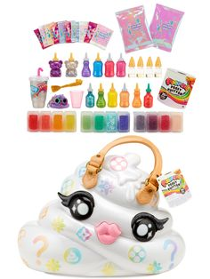 Welcome to the official Poopsie Slime Surprise website! slime fashions and your favorite collectible, unicorn poop-themed characters. Take quizzes, watch videos, find Poopsie slime packs, and more! Little Girl Toys, Toys For Girls, Kids Toys, Girl Toys Age 5, Lol Dolls, Barbie Dolls, Unicorn Surprise, Jojo Siwa Birthday, Princess Toys