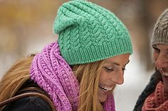 Ravelry: Cold Snap pattern by Amy Miller