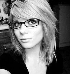 medium layerd face framing hair cuts - Google Search