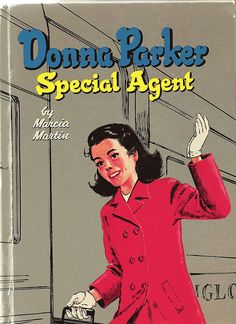 Loved the Donna Parker books!