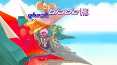 GHOST BLADE HD #SHMUP BULLET HELL SHOOTER WII U E-SHOP GAMEPLAY