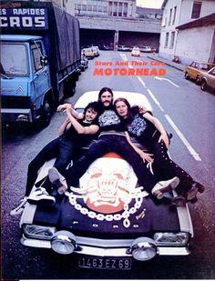 Motorhead - Stars & Their Cars