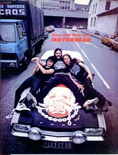 Motorhead - Stars & Their Cars
