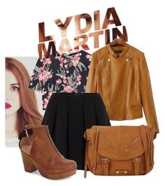 """""""Lydia Martin inspired look"""" by africaouass on Polyvore featuring Jonathan Saunders, Polo Ralph Lauren, Free People, Call it SPRING, women's clothing, women, female, woman, misses and juniors"""
