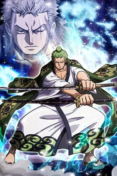 Roronoa Zoro Wano - one piece Poster - Gekiga Manga One Piece Manga, Zoro One Piece, One Piece World, One Piece Images, Roronoa Zoro, One Piece Wallpaper Iphone, Monkey D Luffy, Animes Wallpapers, Comic Art
