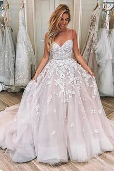 Wonderful Perfect Wedding Dress For The Bride Ideas. Ineffable Perfect Wedding Dress For The Bride Ideas. Sweetheart Wedding Dress, Long Wedding Dresses, Cheap Wedding Dress, Wedding Dress Styles, Bridal Dresses, Princess Wedding Dresses, Tulle Wedding, Prom Dresses, Modest Wedding