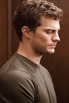 """50shadesofficiall: """"Just Because…….. #ChristianGrey #FiftyShades """""""