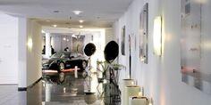 present your products in the lobbyarea. Oversized Mirror, Furniture, Products, Home Decor, Salzburg Austria, Interior Design, Home Interior Design, Arredamento, Gadget