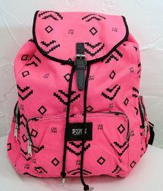 Victoria's Secret PINK Backpack Aztek (Pink)