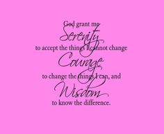 New PINK SERENITY PRAYER Mouse Pad for the by PremiumCustomGifts Positive  Thoughts 54c9b66d75748