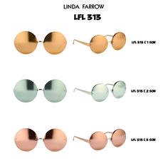96fc749b63ec innovaopticalLFL313  InnovaOptical  weselldesignforliving  LindaFarrow   LFL313  Eyewear  Design  Oculos