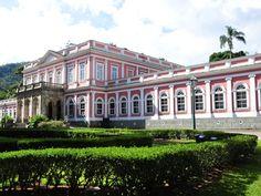 Imperial Museum in Petropolis, RJ, is the heritage of humanity. / Museu Imperial de Petrópolis, RJ, é patrimônio da humanidade.