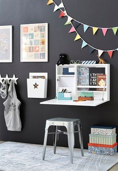 Kids Concept, Poppy, Låda med lock, 3-pack, Multi Förvaringslådor, korgar & boxar Spara & förvaring Barnrum på nätet hos Lekmer.se