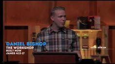 """Built Now"" James - The Workshop Series Weekend Messages, James 4, Workshop, Button Down Shirt, Men Casual, Mens Tops, Shirts, Atelier, Dress Shirt"
