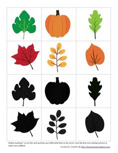 1 million+ Stunning Free Images to Use Anywhere Autumn Activities For Kids, Fall Preschool, Toddler Activities, Toddler Learning, Preschool Learning, Preschool Activities, Preschool Printables, Preschool Worksheets, Free Printables