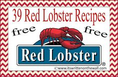 not copycat, from Red Lobster!