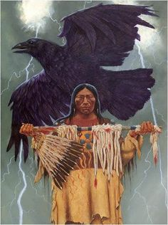 Crow Native Mythology - - Yahoo Image Search Results