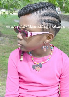Natural kid glory & I love the necklace!