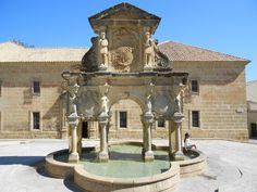 plaza de Santa Maria, #Baeza - #UNESCO site