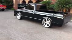 Classic Car News Pics And Videos From Around The World Chevy C10, Silverado Truck, Custom Chevy Trucks, Chevy Pickup Trucks, Classic Chevy Trucks, Chevy Pickups, Chevrolet Trucks, Classic Cars, Big Ford Trucks