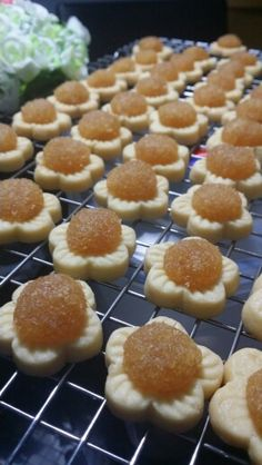 Mini Pineapple Tarts