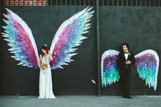 They found wings. In the city of angels. Street Style Photography, Photography Jobs, Urbane Kunst, Angel Drawing, Sidewalk Chalk Art, Art Courses, Bff Pictures, Street Art Graffiti, Street Artists