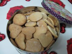 Galletas de nata | Cocinar en casa es facilisimo.com