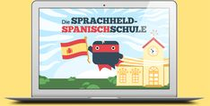 Spanischschule-Startseite Adjective Words, Held, Communication, Family Guy, Guys, Movie Posters, Fictional Characters, Travel, School