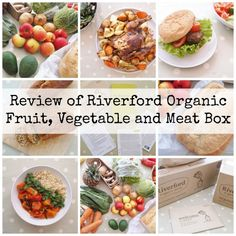 Review of Riverford Organic Fruit, Vegetable and Meat Box - Easy Peasy Foodie