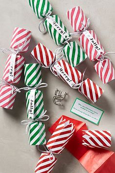 Surprise Party Crackers - anthropologie.com #anthrofave