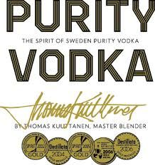 Named Grand Vodka Master two years in a row; Distilled THIRTY-FOUR times. Delicious.