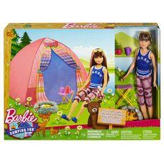 Ken Doll: Barbie Fashionistas, Hello Dreamhouse, Camping Fun & Best Fashion Friend 2016/2017
