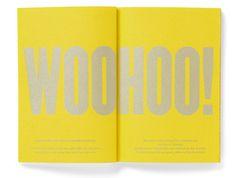yellow & enthusiastic!