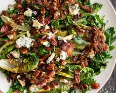 Summer Salad Recipes, Summer Salads, Grilled Romaine Salad, Steak Salad, Healthy Salads, Meals For The Week, Fresh Vegetables, Grilling, Bbq