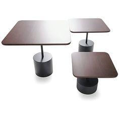 Quarter Table Set at www.moderndigsfurniture.com