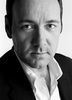 Kevin Spacey — Kevin Spacey by Steve Shaw