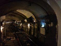 Paris Métro Gambetta 3 ligne 3Bis